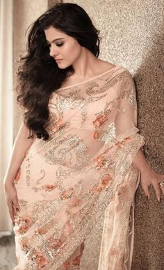 The meticulous Kajol Devgan Mukherjee  : An Indian film actress - Born 5 August 1974