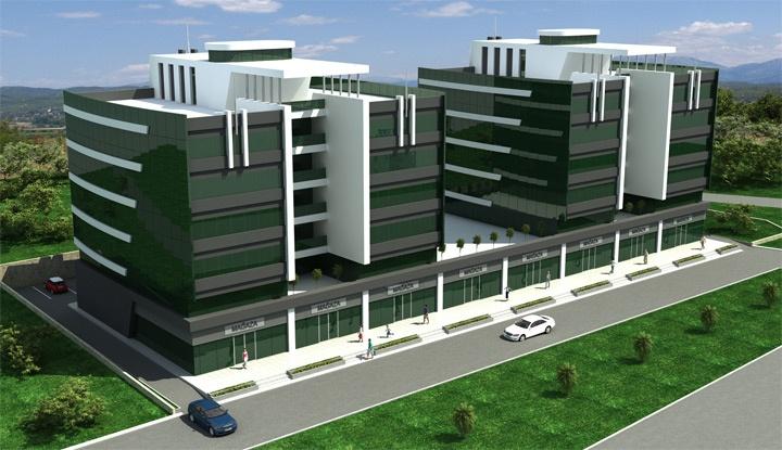 Mondial Commercial Center