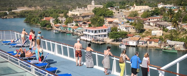 CRUISE CUBA: See more of Cuba by sea: embark from Montego Bay & sail to Santiago de Cuba, Havana & Cienfuegos