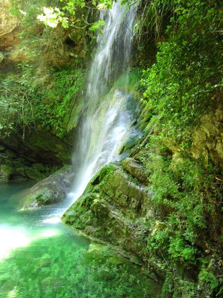 Neraida Waterfall