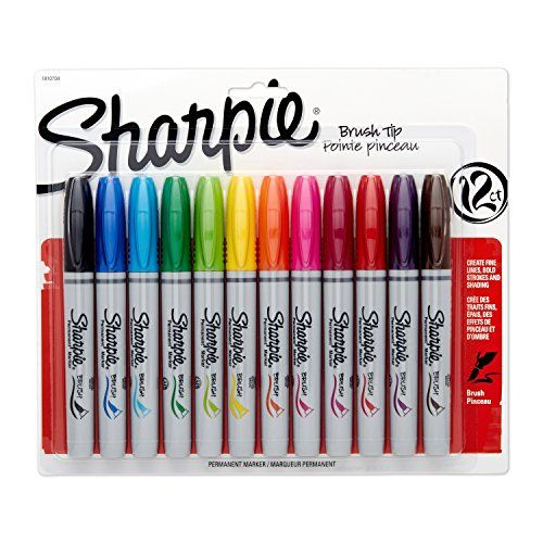 I Love Sharpies: 20 Great Ideas & Projects! – Happiness is Homemade