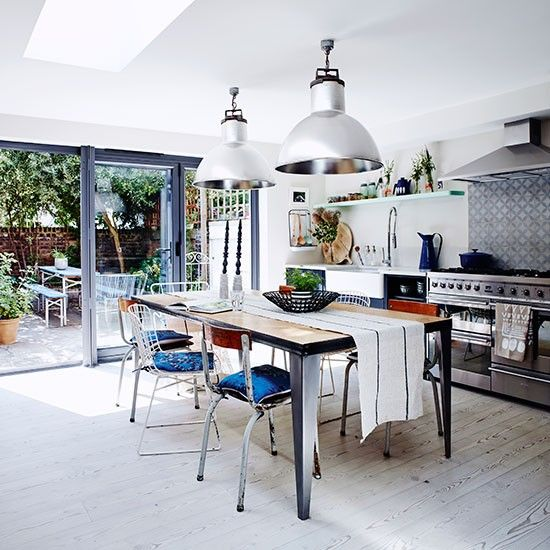 Industrial Meets Rustic In This Kitchen: Best 25+ Industrial Chic Kitchen Ideas On Pinterest