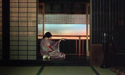 In the Realm of the Senses,  Nagisa Ôshima, 1976