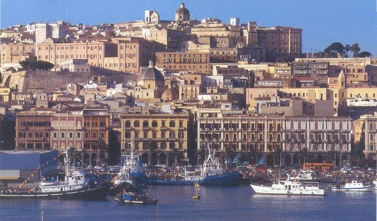 My city, Cagliari <3