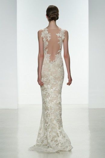 """Wedding gown """"Nicole"""" by Amsale available at Julian Gold Bridal"""