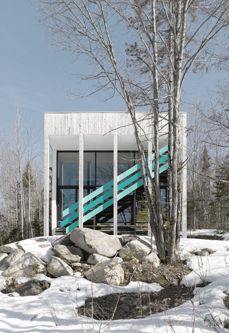 Lake jasper house architecturama canada
