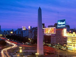 Obelisco - Buenos Aires - Argentina