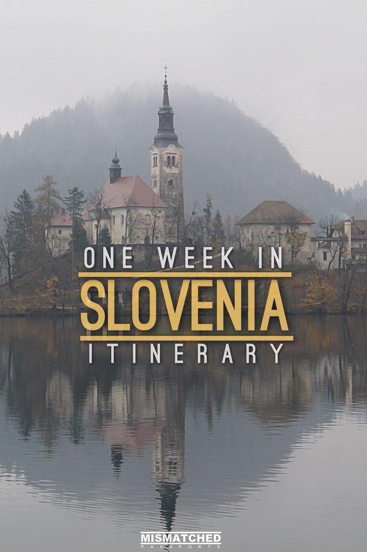 A Fairy tale in Europe One Week