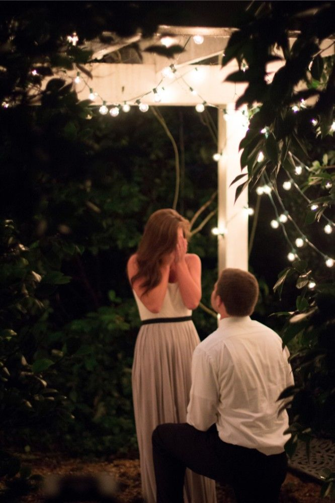 A marriage proposal that will fill your heart with love and your eyes with tears!