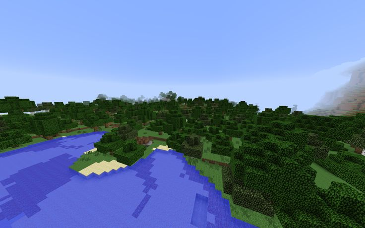 Minecraft - Sustainable Forestry - Lesson Idea for using Minecraft to teach the principles of sustainability through sustainable forestry.