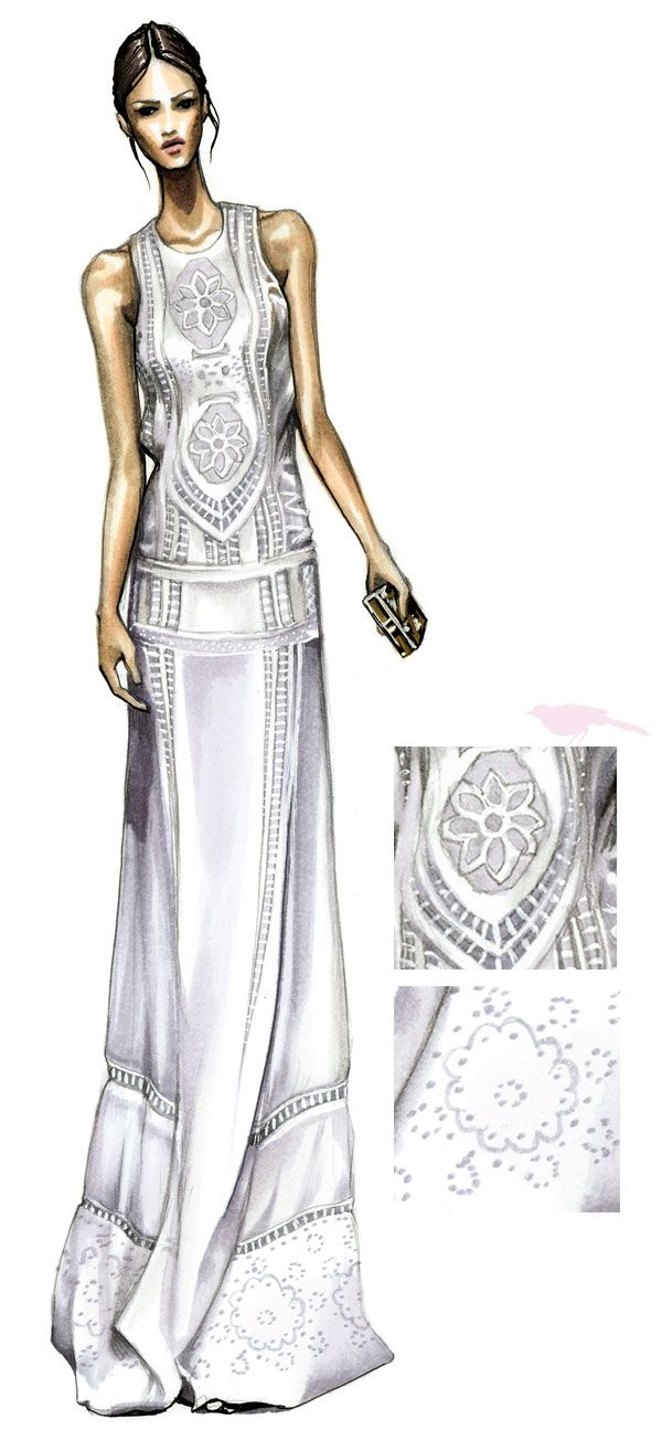 moodboards color white inspire collection fashion drawing fashion illustration