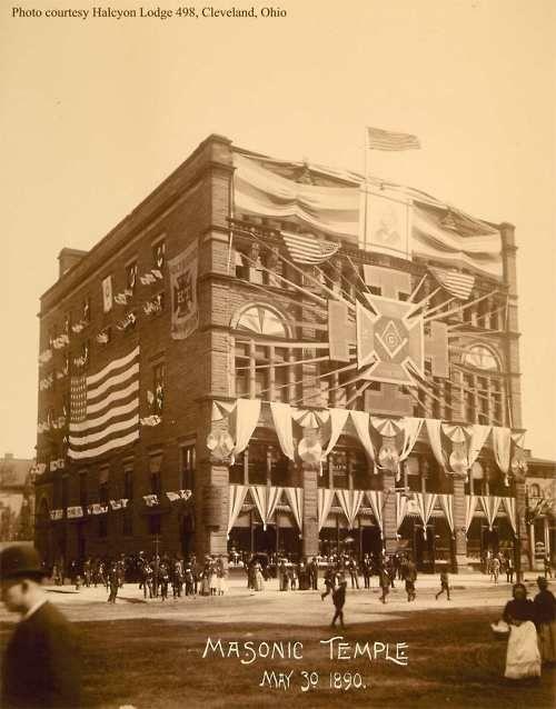 Euclid Ave. Masonic Temple, Cleveland, Ohio