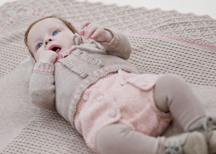 Ropa bebé otoño invierno 14-15 de Pili Carrera