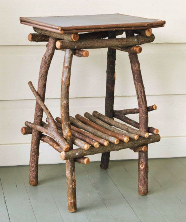 Table Furniture best 25+ rustic side table ideas only on pinterest | diy furniture
