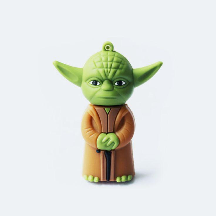 Star Wars Yoda Pendrive