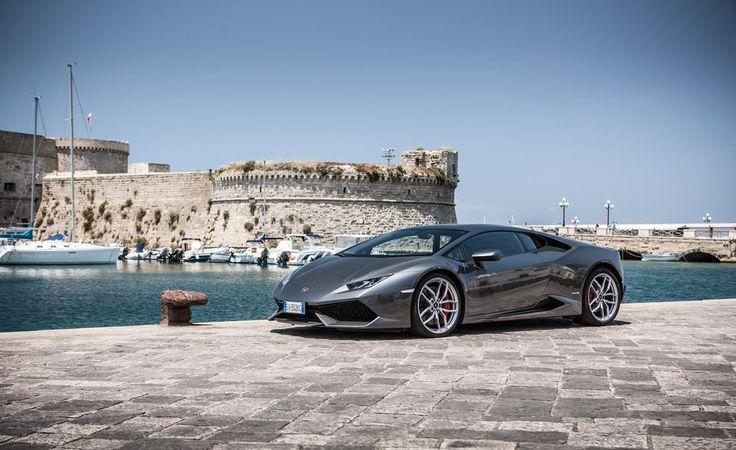 2015 Lamborghini Huracán LP610-4 Tested - Photo Gallery of Instrumented Tests from Car and Driver - Car Images - Car and Driver