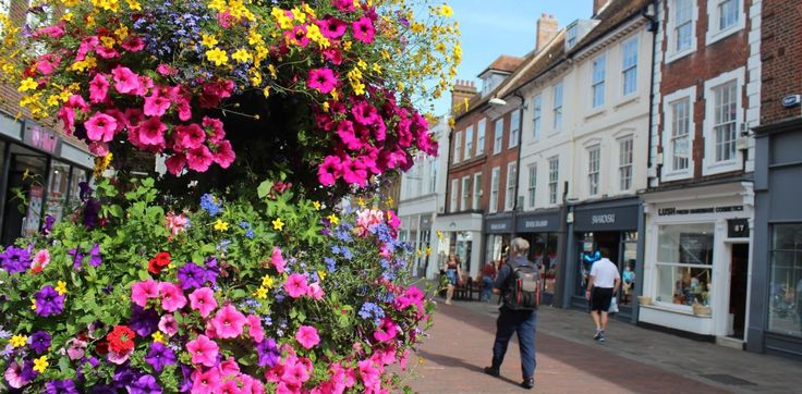 Visit Chichester - Chichester City Centre