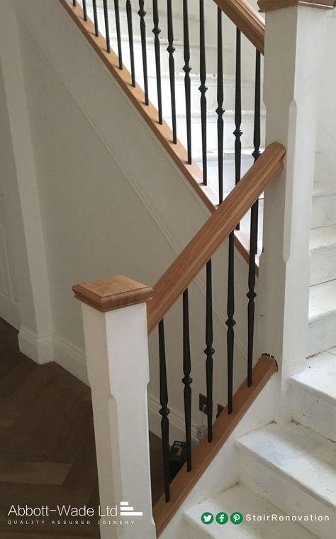 Stairs Metal Spindles Newel Posts 50+ Super Ideas   Stair ...