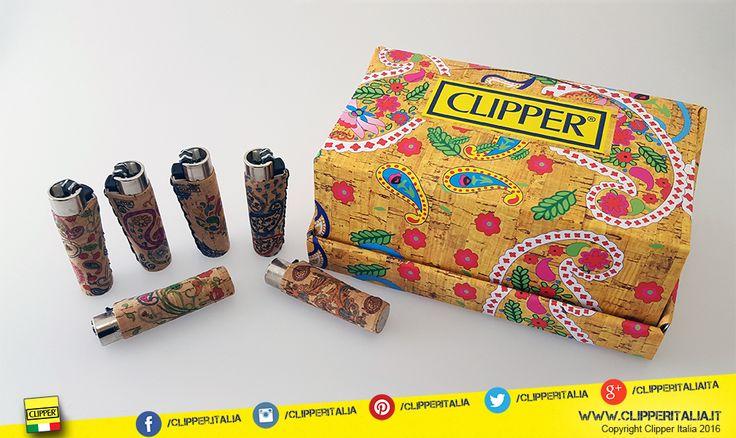I nuovi Clipper Sughero si sono rifatti il look e pure la scatola!