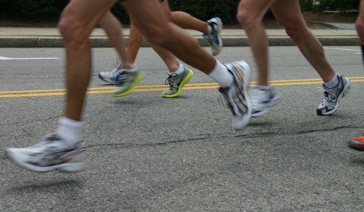 Marathonschema gevorderden