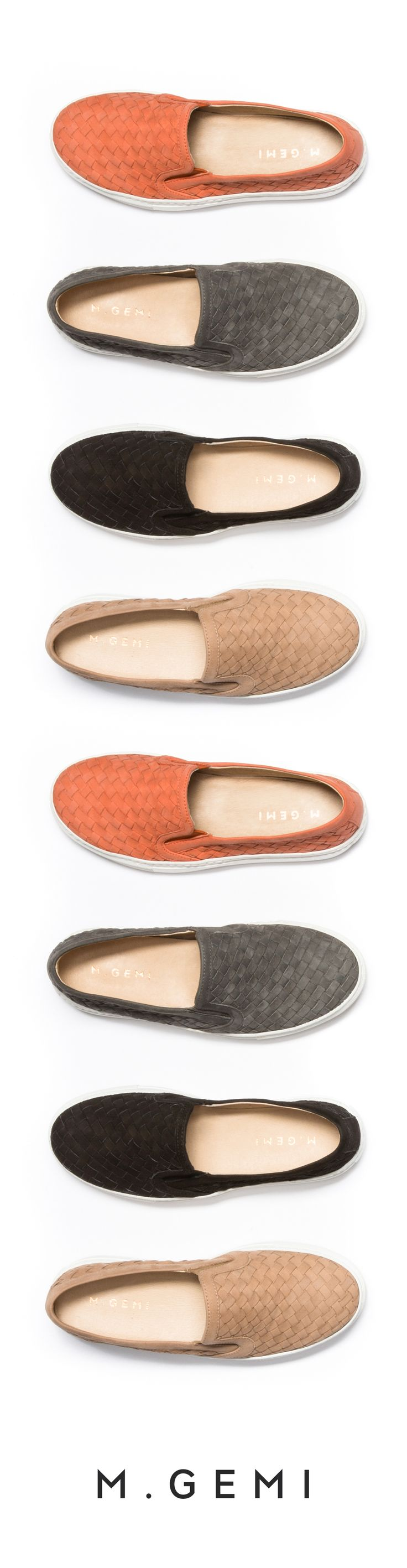 Handcrafted shoes. Fresh from Italy each week. Direct to you. Explore M.Gemi.