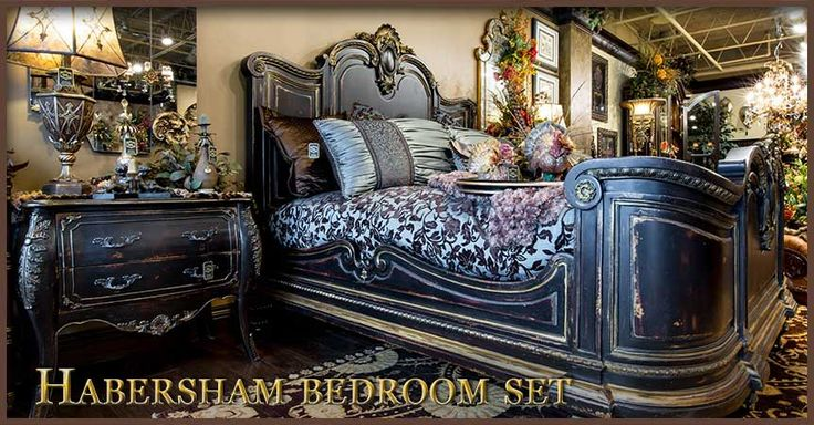 Habersham furniture and cabinetry at Linly Designs showrooms