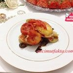 Zeytinyağlı Sebzeli Patates Yemeği