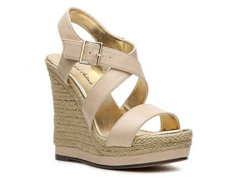 DSW $39.95: Michael Antonio, Antonio Galin, Sandals Women, Wedge Sandals, Woman Shoes, Galin Wedges, Womens Shoes, Wedges Sandals, Summer Wedges