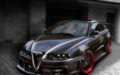Alfa Romeo GT Wallpapers – HD Wallpapers