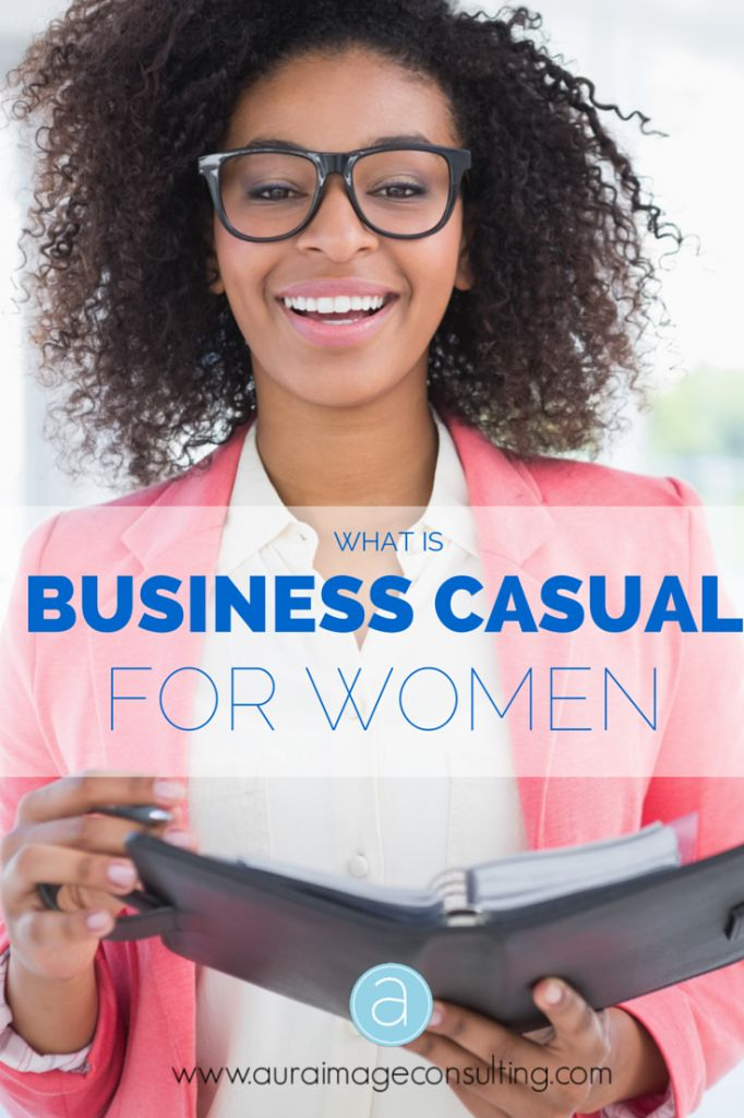 What is Business Casual for Women