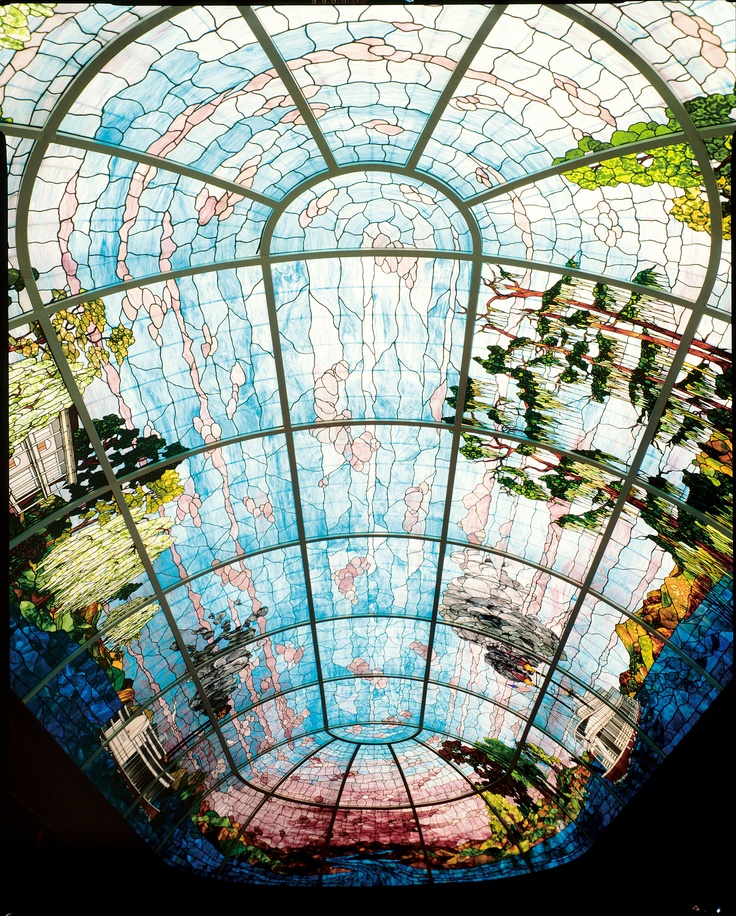 Window Ceiling 34 best stained glass ceilings images on pinterest   glass ceiling