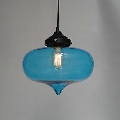 Bubble Design Pendant, 1 Light with Transparent Shade – AUD $ 114.39