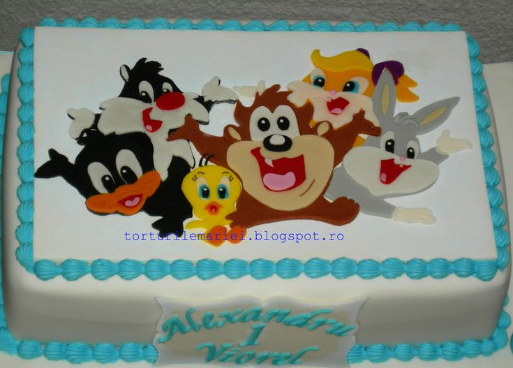 Torta Baby Looney Tunes Flickr Photo Sharing Pelautscom Picture ...