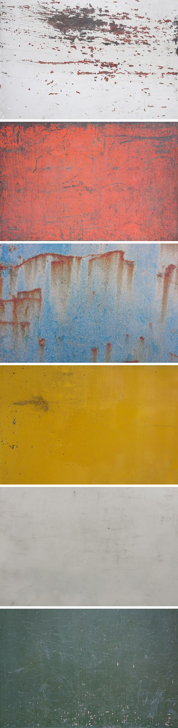 Free 6 Weathered Textures
