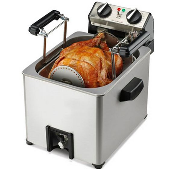 The Only Indoor Rotisserie Turkey Fryer, $279.95. | 37 Absurd Kitchen Gadgets You Definitely Need In Your Life