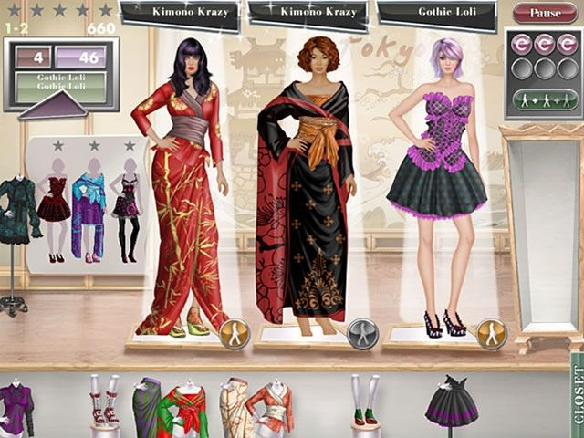 Day 76: JOJO'S FASHION SHOW WORLD TOUR - http://www.jenkatgames.com/free/Jojos-Fashion-Show-World-Tour/  Enjoy the free & unlimited full version of the hit time management game, Jojo's Fashion Show - World Tour. #freegames