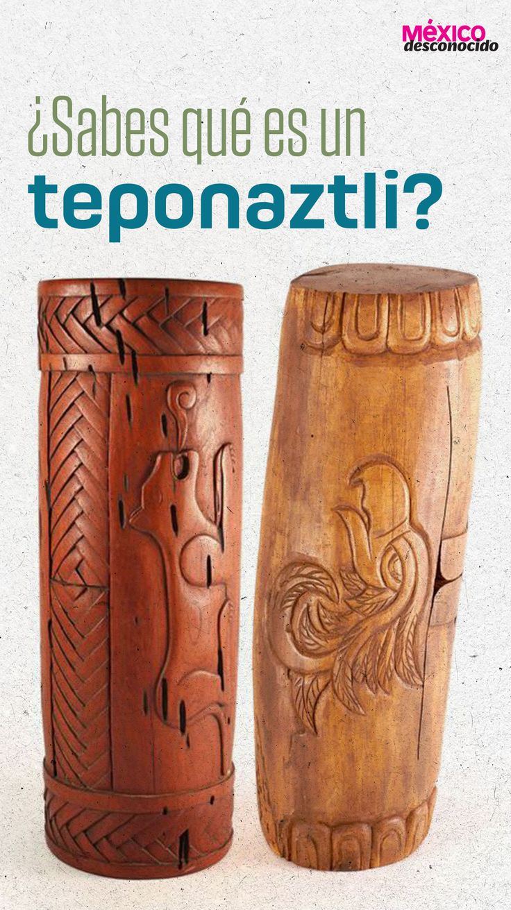 Teponaztli, instrumento musical azteca Instruments, Mexican Art, Antique Items, Tahiti, Wood Carving, My Music, Stencils, Africa, Culture
