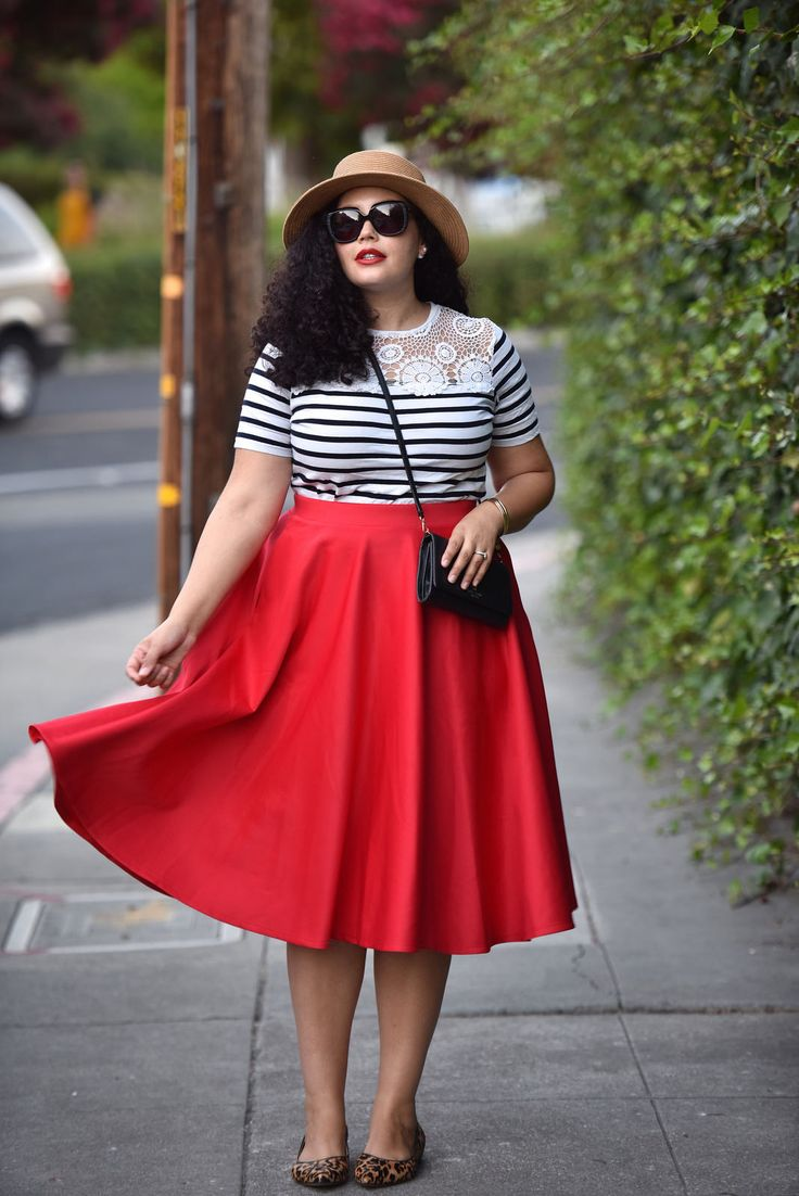 marvellous red long skirt outfit ideas