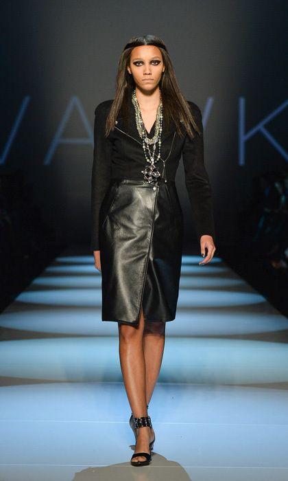 The complete VAWK collection   #fashionweek #VAWK #torontofashionweek
