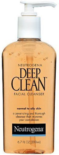 Neutrogena Deep Clean Facial Cleanser Normal to Oily Skin 67 OuncePack of 3 -- For more information, visit image link.