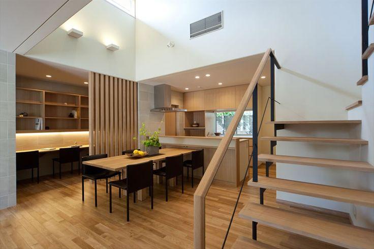 団欒の家 | 高級注文住宅の設計・施工ならALLの家 アーキテクチャーリンクライフ株式会社