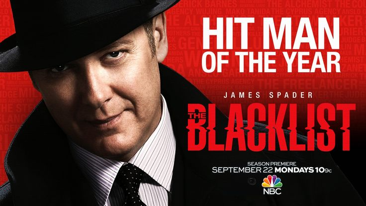 The Blacklist Returns To NBC There aren't a whole lot of TV shows that can get me going, much less make me watch week in and week out, yet The Blacklist has managed to do exactly that. Like a catfish blindly snapping at the hooked worm, the sneaky people at NBC reeled me right in. But I will say these two words in my defense of blindly biting down into that hook, James Spader. The man is absolutely phenomenal as Raymond Reddington, #theblacklist   #nbc