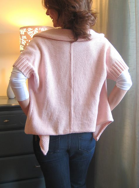 Free Pattern: Pretty in Pink by Josée Paquin