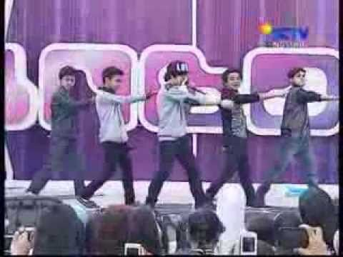 The Bangs - Gagal Pede (Inbox SCTV, 01/02/2014.)