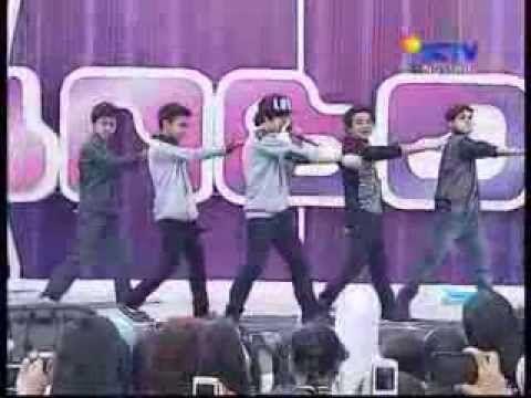 The Bangs - Gagal Pede (Inbox SCTV, 01/02/2014.)
