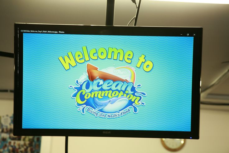 VBS 2016 - Ocean Commotion