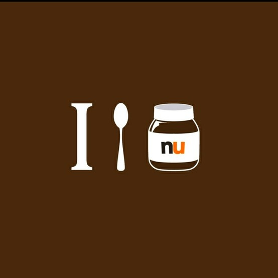 approximately 70% of the things i eat would be better with nutella. the remaining 30% already has nutella in it.