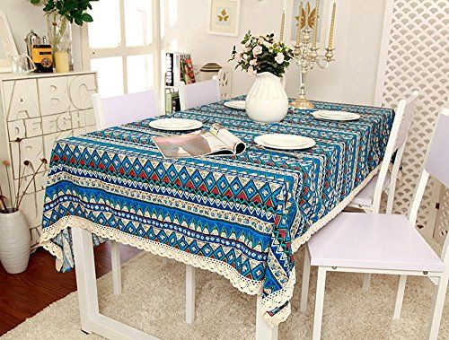 17 Best Tablecloth Images On Pinterest  Table Runners Table Cool Dining Room Table Covers Protection Inspiration Design