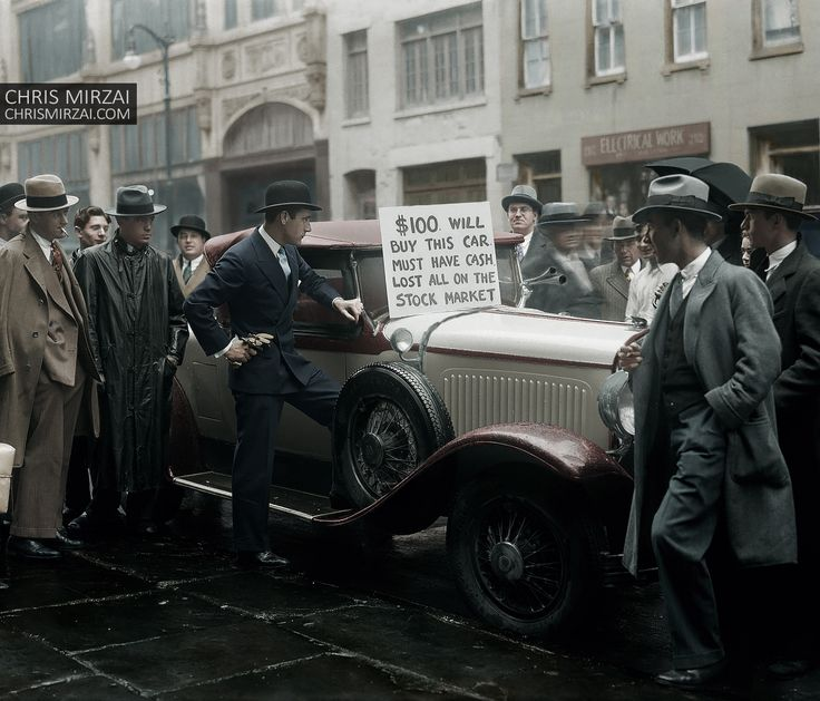 wall street crash 1929 a bankrupt investor tries to sell on simply wall street id=64985