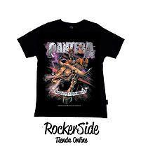 Camiseta Pantera talla 12. $15.000 Adquierela en www.rockerside.com Envíos a todo Colombia, aceptamos todos los medios de pago